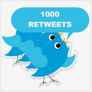 buy 1000-Twitter-Retweets