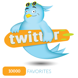buy 10000-twitter favorites