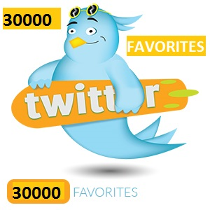 buy 30000-twitter favorites