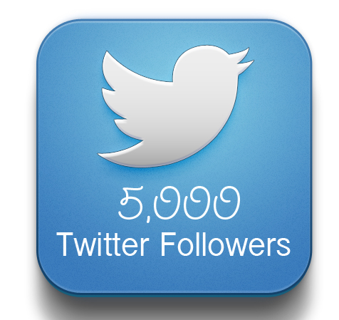 buy 5000 twitter followers