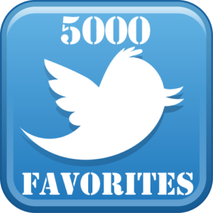 buy 5000-twitter-favorites