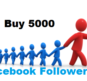 buy 5000 facebook follower