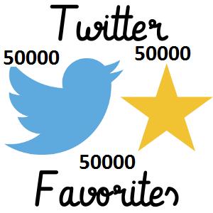 buy 50000 twitter fvorites