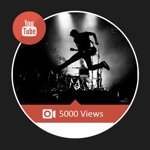 buy 5000 Youtube-Views usa