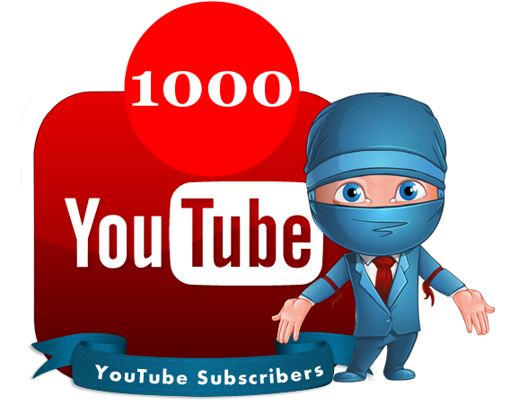 buy 1000 youtube subscribers