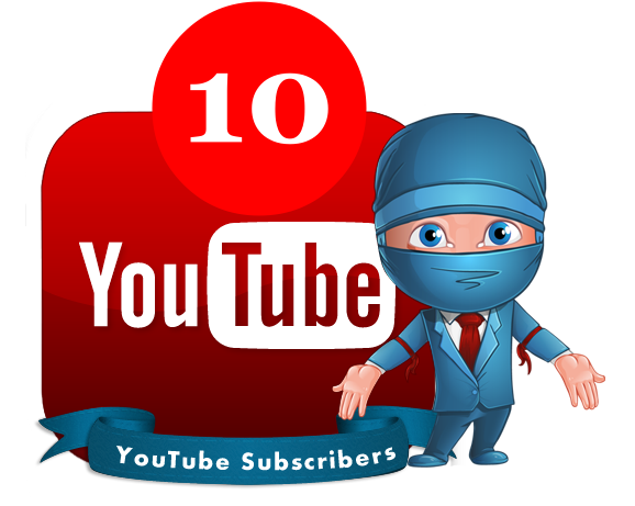 buy 10 youtube subscribers