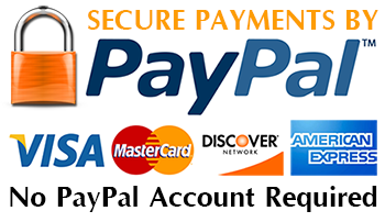 No Paypal Account Required