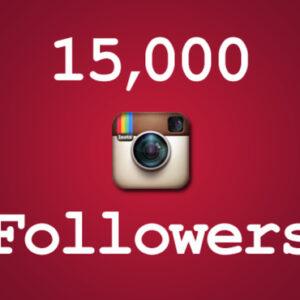 buy 15000 instagram followers