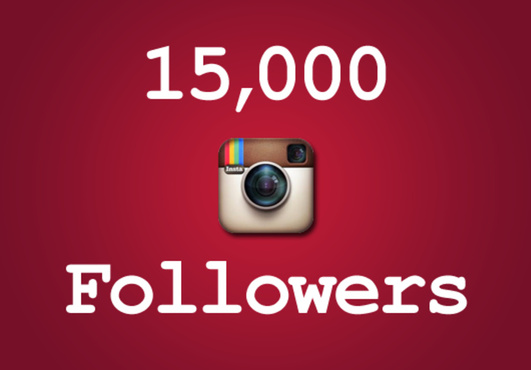 buy 15000 instagram followers