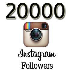 buy 20000 instagram followers