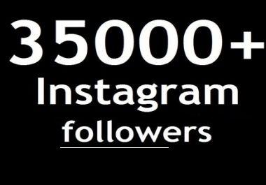 buy 35000 instagram followers