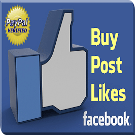Facebook Post Likes